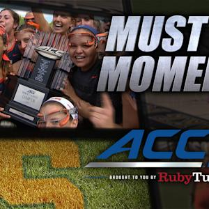 Syracuse Wins 2015 ACC Women's Lacrosse Championship