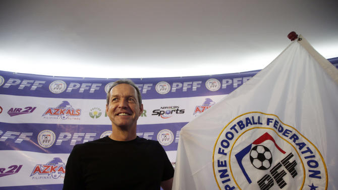 Dooley to coach Philippines soccer team