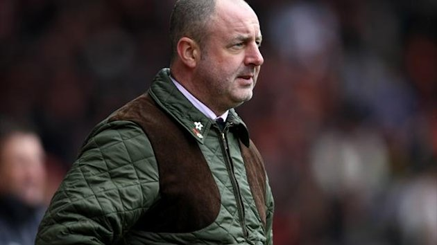 Keith Hill was delighted to see Barnsley end their long winless run