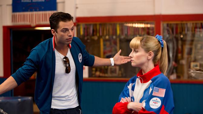 Melissa Rauch and Sebastian Stan Explain The