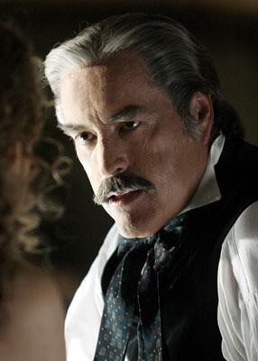 Powers Boothe HBO's Deadwood