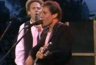 Paul Simon: Me and Julio Down by the Schoolyard