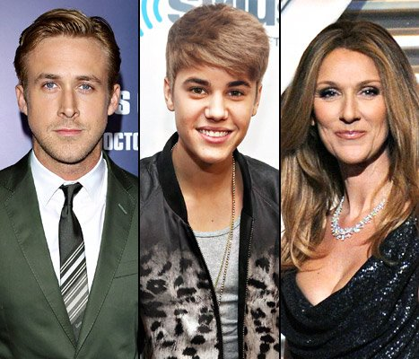 Justin Bieber Is Related to Celine Dion, Ryan Gosling, Avril Lavigne