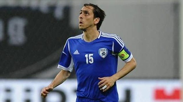 Yossi Benayoun playing for Israel (Imago)