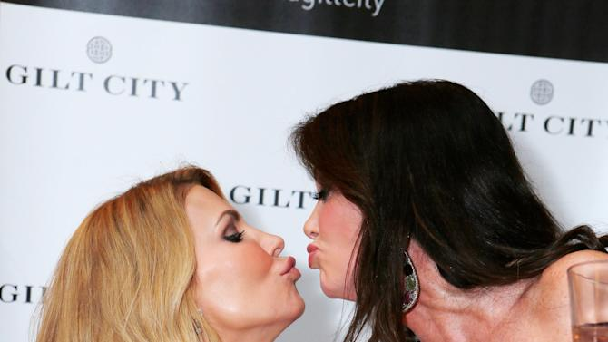 "Gilt City LA Celebrates ""The Real Housewives of Beverly Hills"" Star Brandi Glanville's ""Drinking & Tweeting And Other Brandi Blunders"""