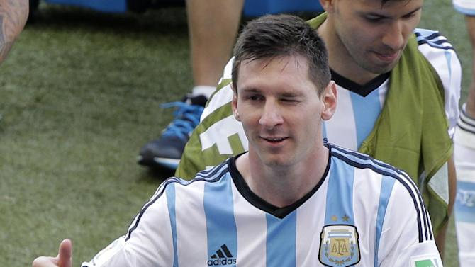 Happy birthday Messi. Now put on your boots