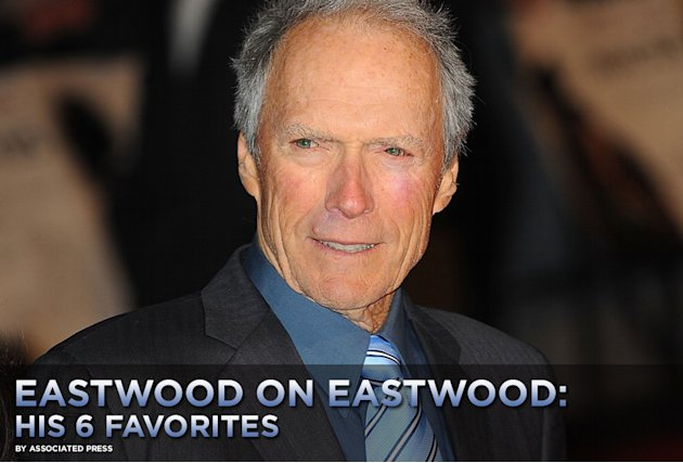 Eastwood on Eastwood His 6 Favorites 2010 Title Card