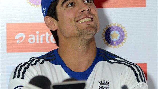 Alastair Cook described England's successful tour of India as 'special'