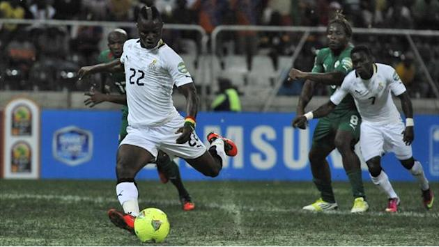 African Cup of Nations - Burkina Faso shock Ghana to reach final after shoot-out
