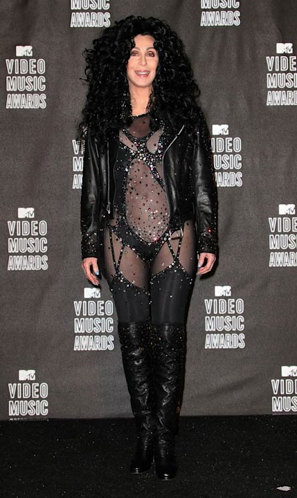 Cher MTV Music Awards