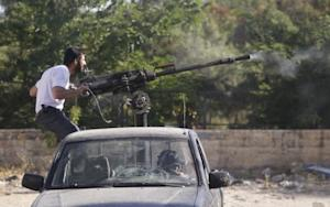 The U.S. Has Been Secretly Training Syrian Rebels for Months