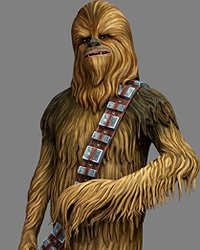 Chewbacca in 'The Clone Wars' Lucasfilm