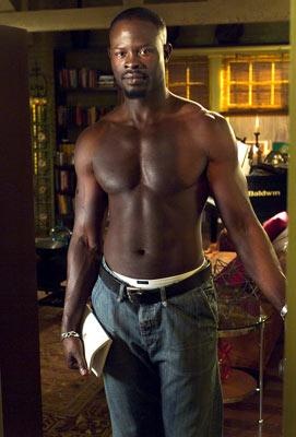 Djimon Hounsou in MGM's Beauty Shop