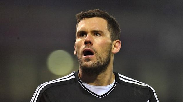 Ben Foster earned five England caps before retiring from the international game