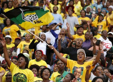 Unemployed may turn away from South Africa's ANC in election