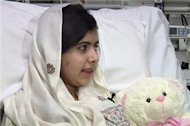 Malala vows to continue with her campaign