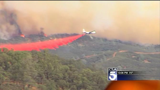 Rocky Fire: 12,100 People Under Evacuation Orders as Blaze Burns 54,000 in Northern California