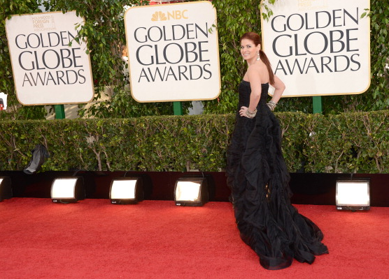 Golden Globe Awards: Stars Shine on Red Carpet