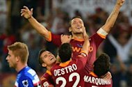 REVIEW AS Roma Di Musim 2012/2013