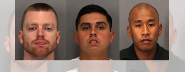 3 California deputies arrested for inmate death