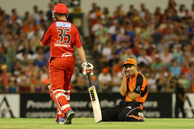 Big Bash League - Scorchers v Renegades