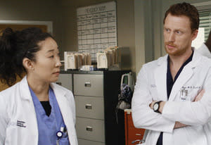 Sandra Oh, Kevin McKidd | Photo Credits: Ron Tom/ABC/Getty Images
