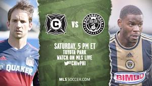 Chicago Fire vs. Philadelphia Union | MLS Match Preview