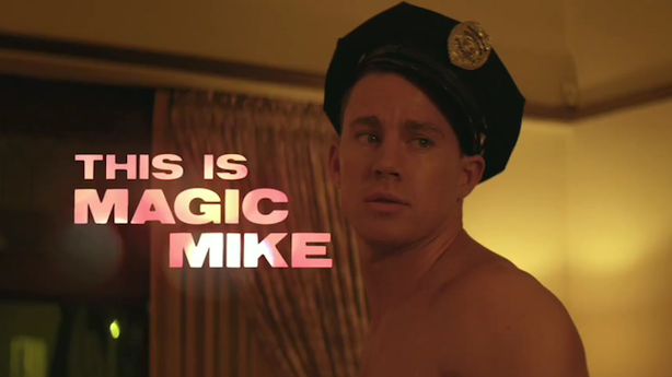 Channing Tatum Too Sexy for Shirt, Pants in NSFW 'Magic Mike' Trailer