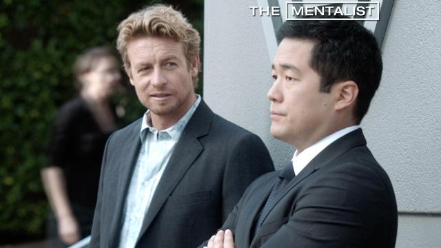 The Mentalist - Under Arrest For Battery
