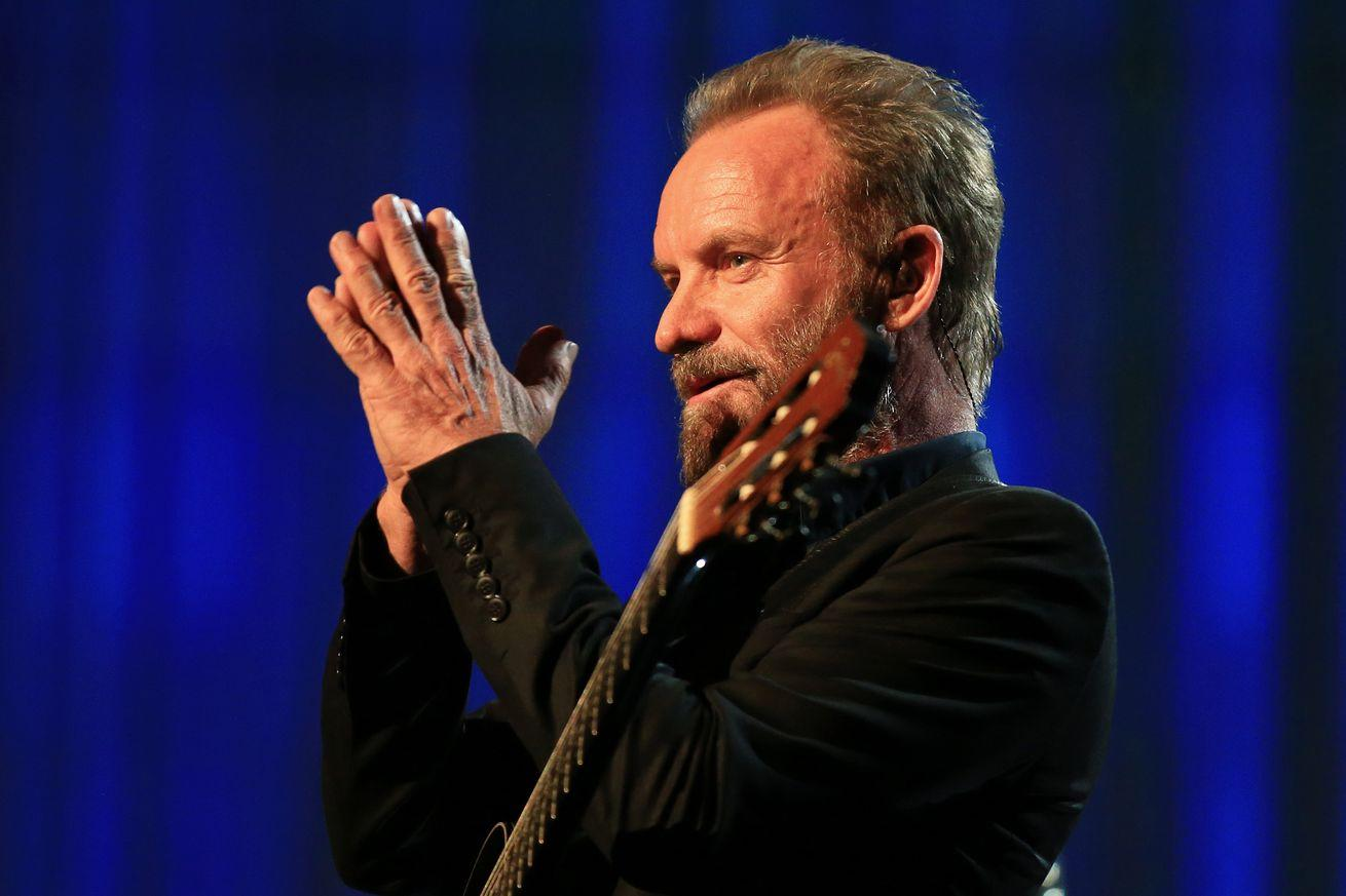 2016 NBA All-Star Game halftime show: Sting is an odd headliner to the main event