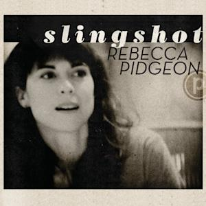 "In this CD cover image released by Decca/Universal, the latest release by Rebecca Pidgeon, ""Slingshot,"" is shown. (AP Photo/Decca/Universal)"