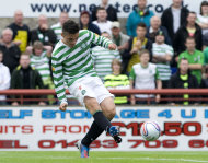 Tony Watt scored a brace as Celtic swept Inverness aside