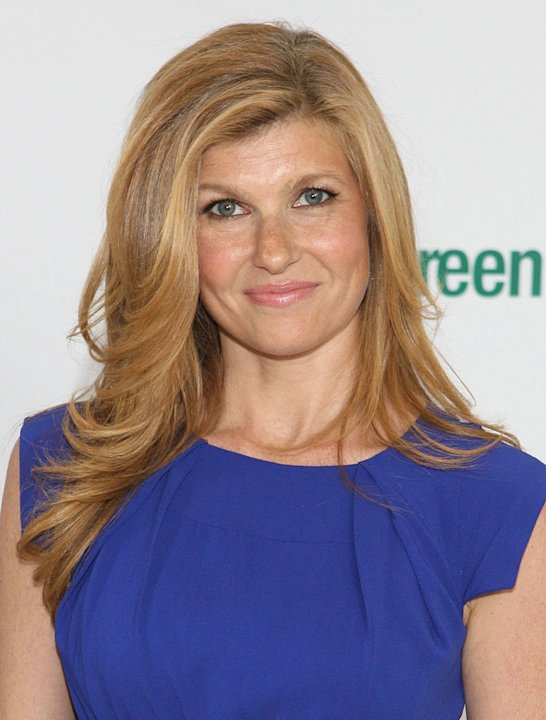 Connie Britton attends the 2009 Heart of Green awards at the Hearst Tower on April 23, 2009 in New York City.