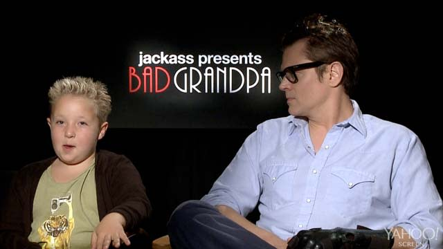 'Bad Grandpa' Insider Access
