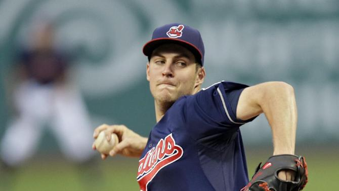 Bauer has bad inning, Indians lose to Twins 4-3