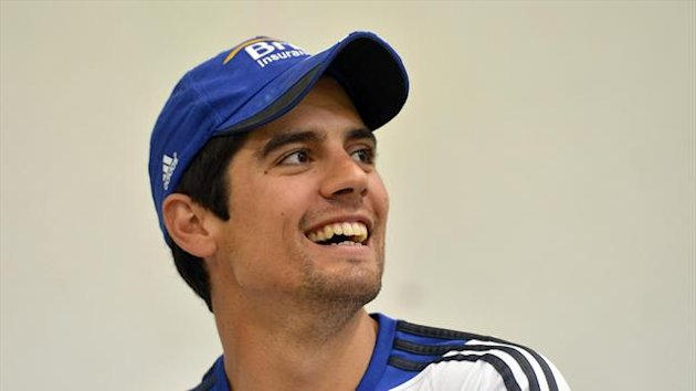 England captain Alastair Cook (PA Sport)