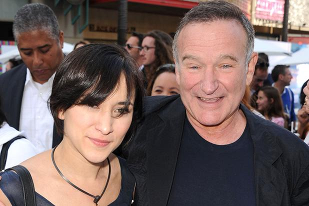 Robin Williams' Daughter Opens Up About His Suicide: 'There's No Point Questioning It' (Video)