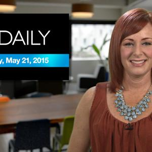 DT Daily for May 21, 2015