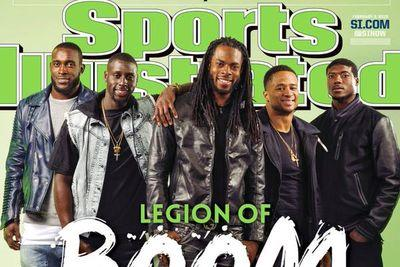 Here's how the Internet reacted to the Seahawks SI cover