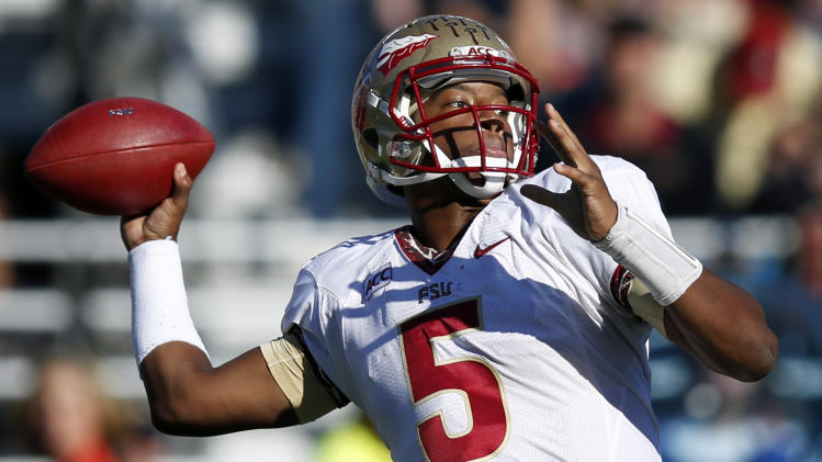 Winston has No 8 Seminoles 4-0, with room to grow