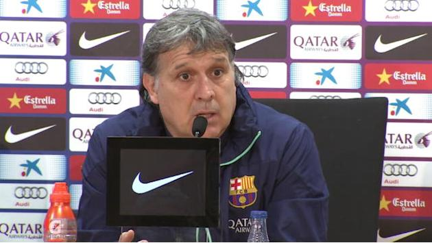 "Martino: ""Los vómitos de Messi no son normales"""
