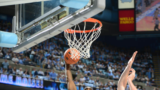 NCAA Basketball: Georgia Tech at North Carolina
