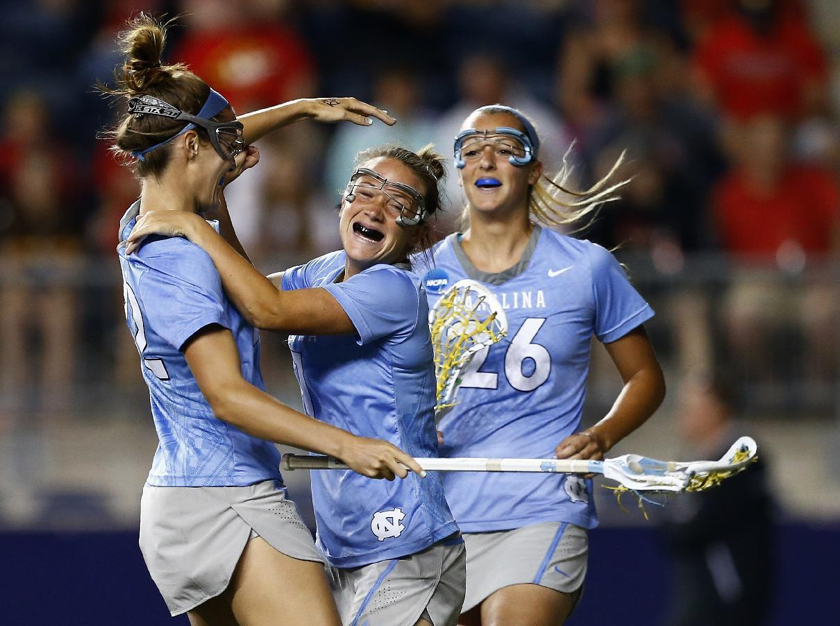 Maryland wins 2nd straight NCAA women's lacrosse title