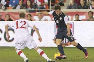 Molde: USA's Gatt needs knee surgery, out for season