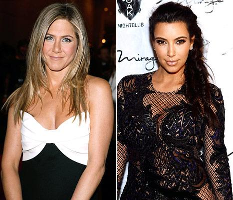 "Jennifer Aniston: ""There's Nothing Wrong With Kim Kardashian"""