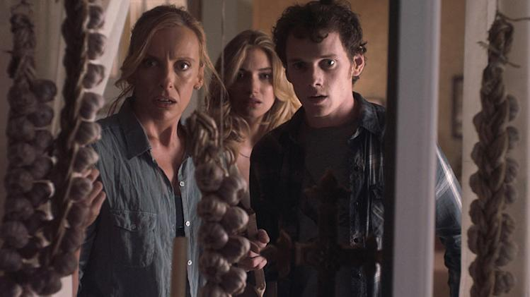 Fright Night Dreamworks 2011 Toni Collette Imogen Poots Anton Yelchin