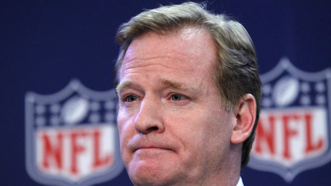 Goodell: Bounty players should be punished