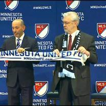 Minnesota United President Chats About New MLS Team