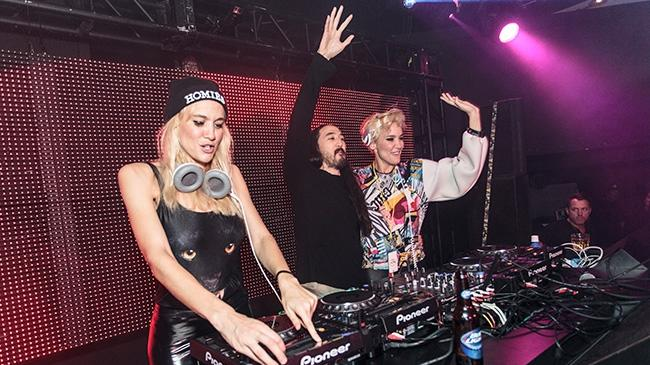 Sundance 2014: Watch Nervo Talk About Steve Aoki Collabs, Finishing Debut Album