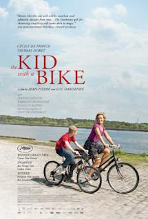 Poster of The Kid with a Bike
